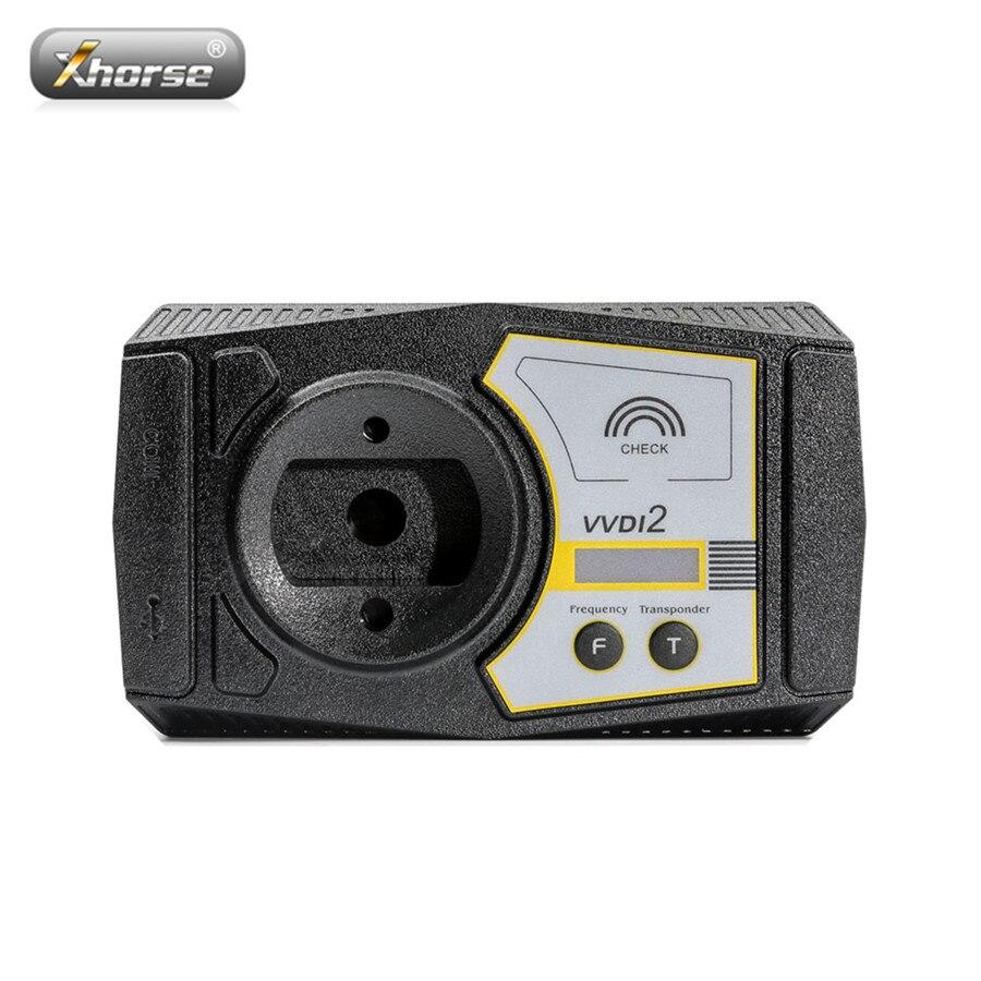 Programmeur principal d'origine Xhorse V6.1.1 VVDI2 Commander pour V-W/Audi/BMW/Porsche Version complète avec MQB total 10 fonction d'autorisation