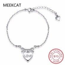 2017 New Dog Theme 925 Sterling Silver Bone Bangle Bracelet,love heart Charm Toggle Bracelet ,Animal Pet Lover Gift Pulseiras