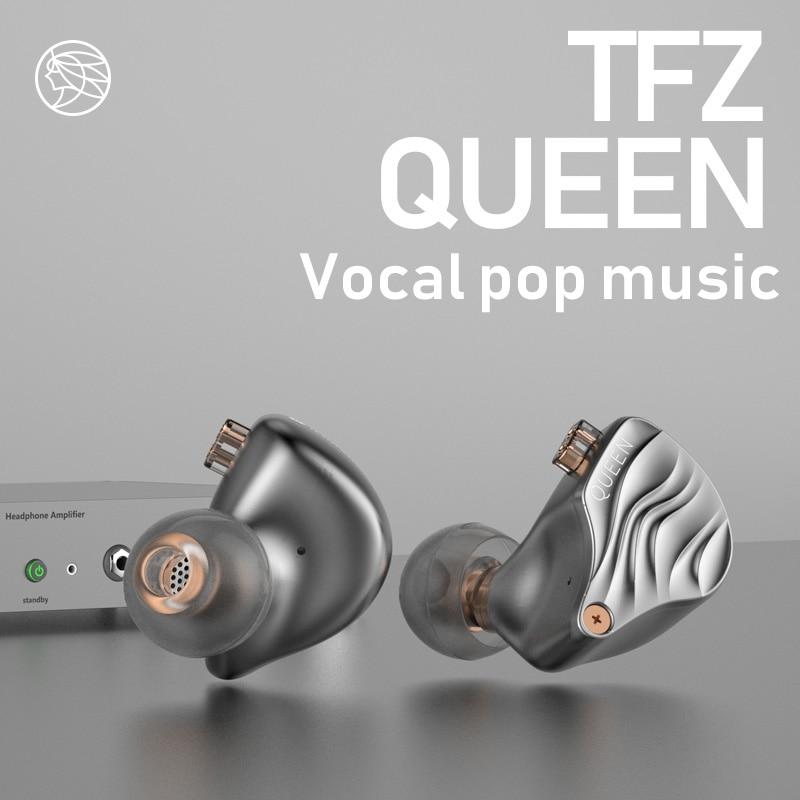 O Perfumado Cítara/Rainha, de ALTA FIDELIDADE Fones De Ouvido para o telefone, TFZ Estéreo Super Bass Fones de Ouvido Fones de Ouvido Neckband, auriculares fone de ouvido