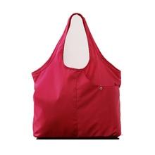 Moda A Prueba de agua Bolso de Las Mujeres Bolsa Grande de Hombro Ocasional de Nylon de Gran Capacidad de Mano de Lujo del Diseño de Marca Bolsos de Compras bolsas