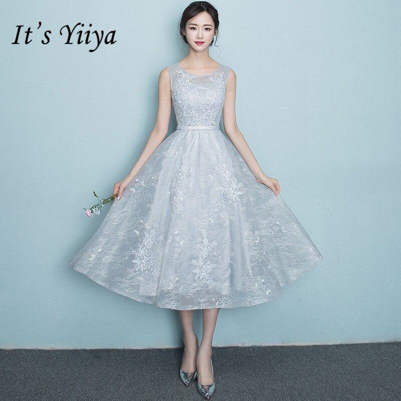 Aliexpress.com : Buy It's YiiY New Simple Knee Length