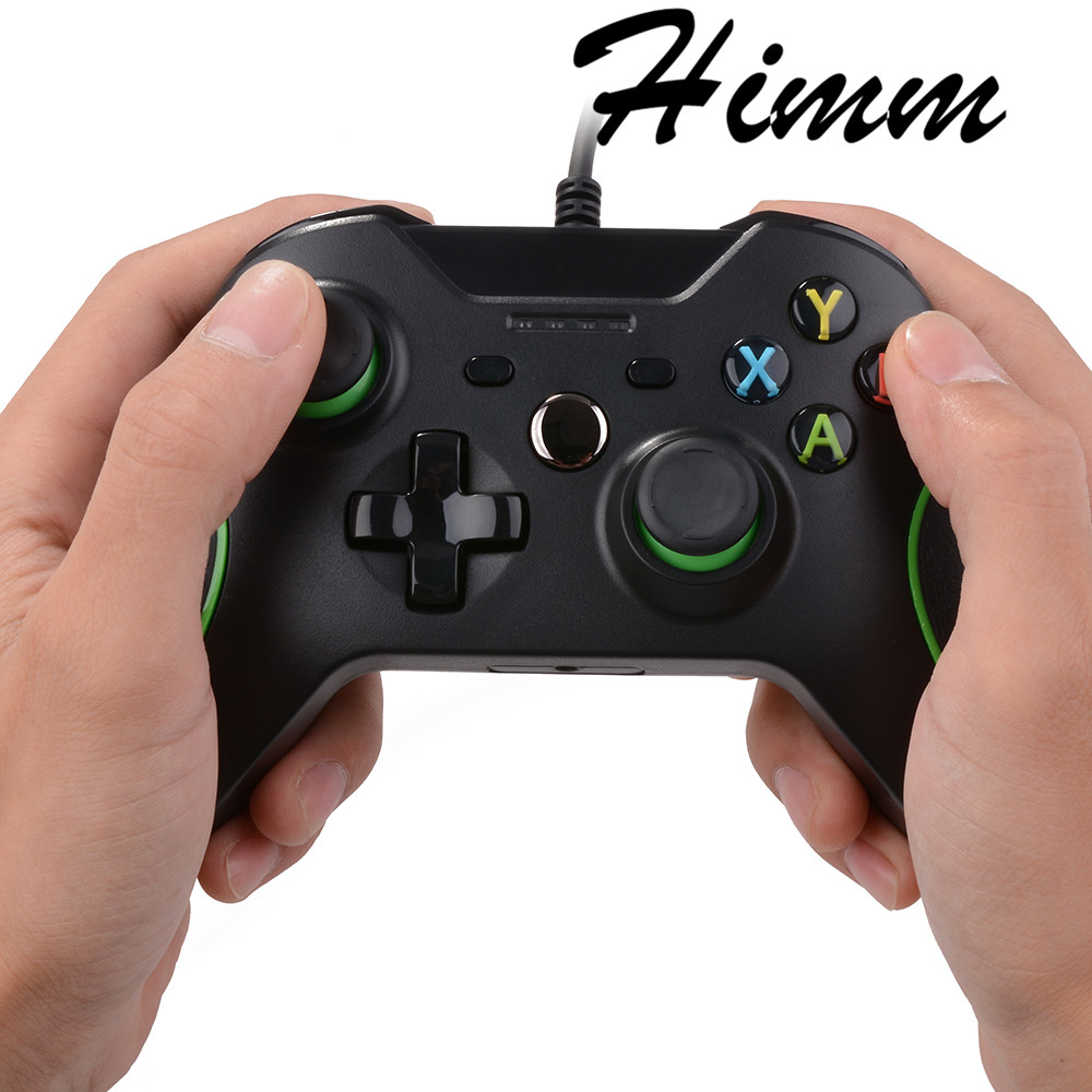 Aliexpress com buy dobe black wired game controller gamepad joystick for xbox one wtyx 618 from reliable joystick joysticks suppliers on tz tech store