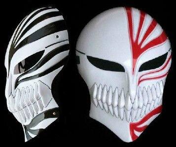 2013 new arrival 10pcs Kurosaki Ichigo Bleach mask Anonymous mask Halloween carnival party mask brand new with free shipping