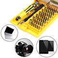 [Super Deals] Precision 45 In 1 Electron Torx MIni Magnetic Screwdriver Tool Set hand tools Kit Opening Repair Phone Tools