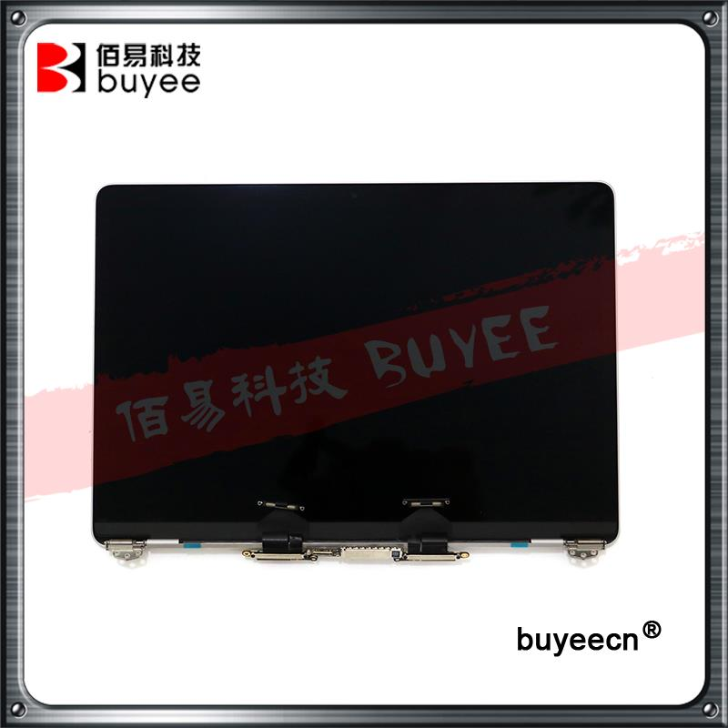 Genuine 13 A1708 LCD Screen Assembly 2016 Year For Macbook PRO Retina 13 Inch A1708 LCD LED Display Screen Space Grey Silver new original a1706 lcd display screen for macbook pro retina 13 3 a1706 lcd led screen display 2016 2017year