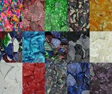 Lots of 100 pcs New Medium 0.71mm Guitar Picks Plectrums Celluloid  Assorted colors