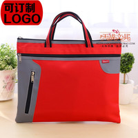 Business Korean Version Of The Thickening Of The Portable File Bag A4 Meeting File Package Bag