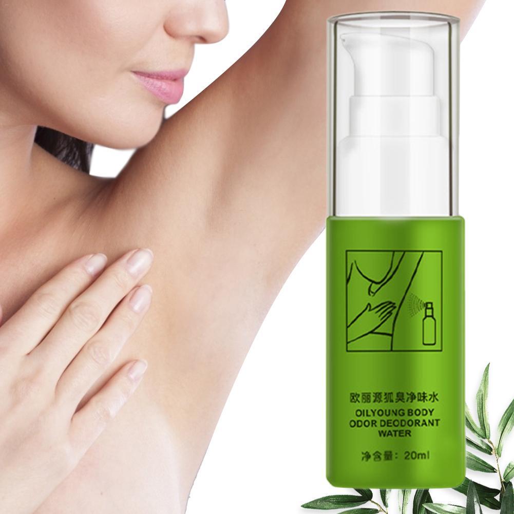 Channy Women Man Antiperspirant Stick Alum Crystal Deodorant Underarm Removal Pure Natural Refreshing Deodorant Spray
