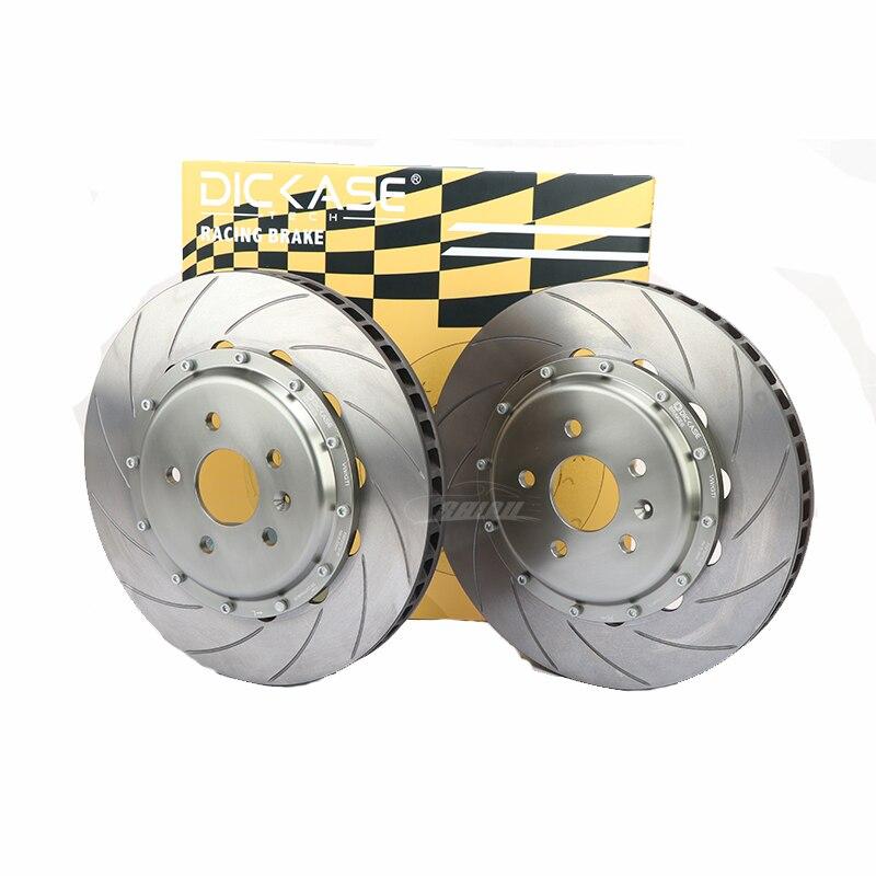 DICASE хорошего качества высокая производительность 285*24 мм дисковые тормоза для CP7600 подходит для многих моделей автомобилей
