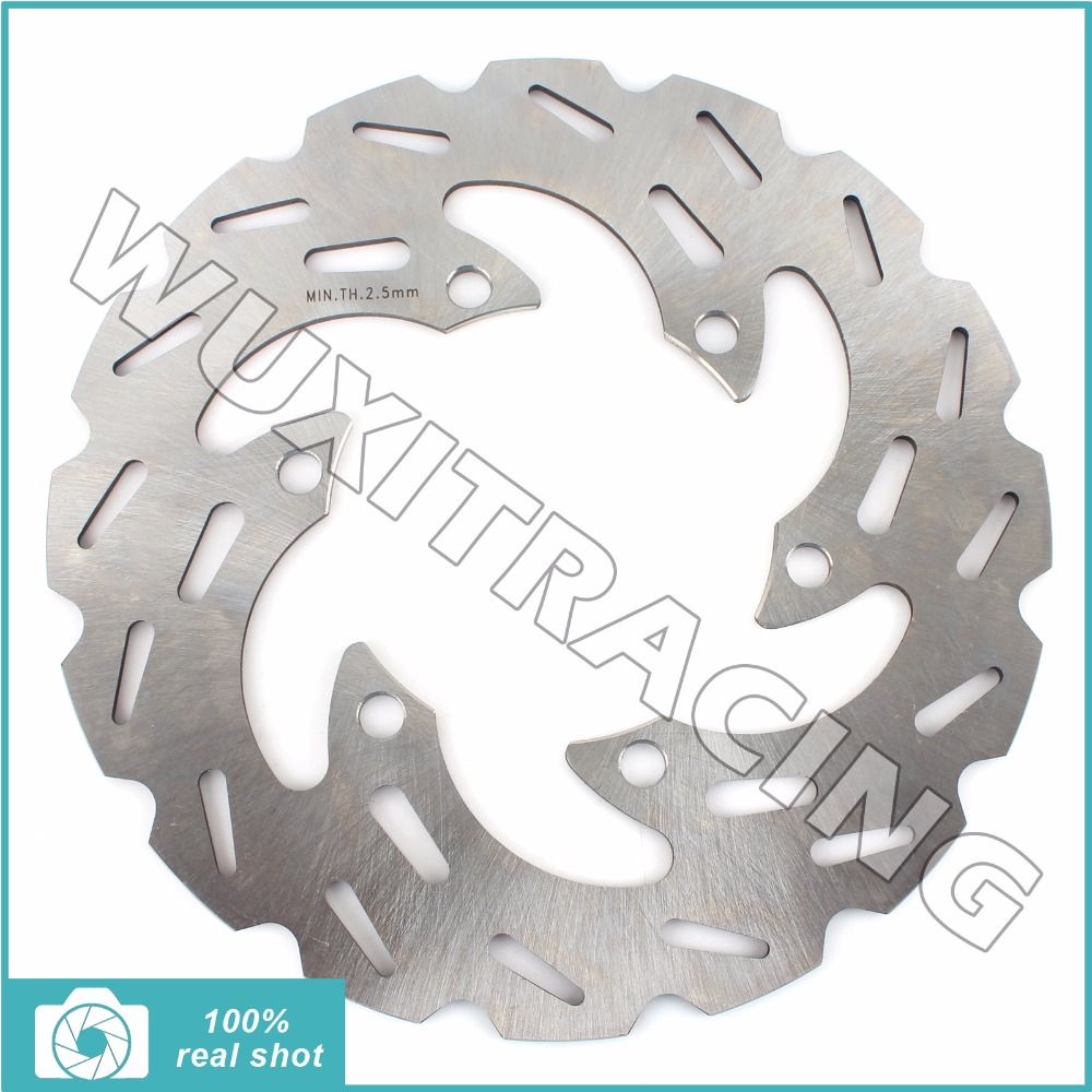 New Motor Front Brake Disc Rotor for KAWASAKI KX85 KX 85 01 02 03 04 05 06 07 08 09 10 11 12 KX100 KX 100 2001 2002 2003-2009