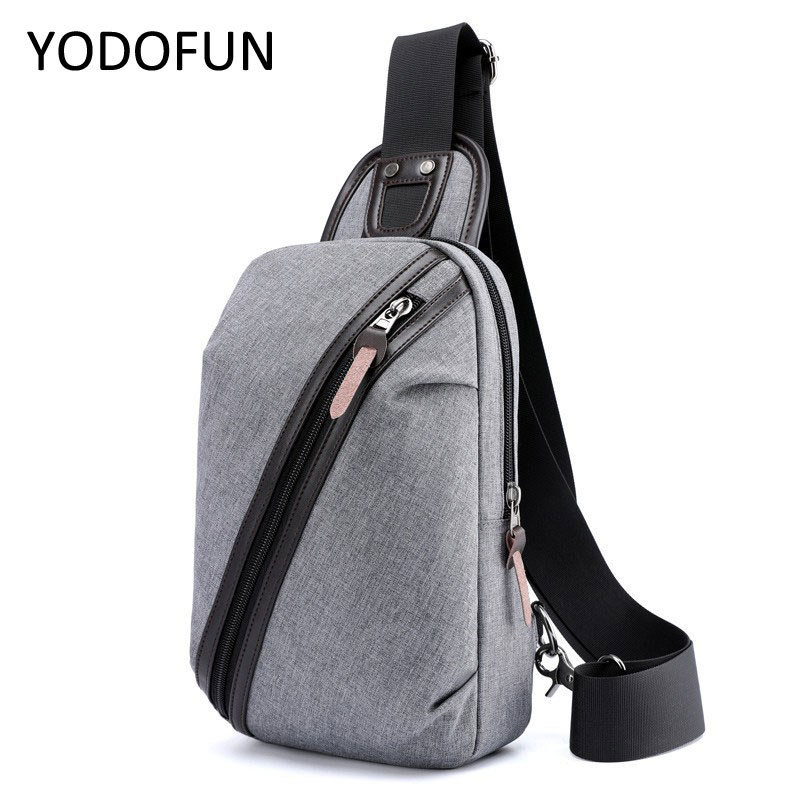 Male Shoulder Bags Outdoor Sport Crossbody Bags Men Anti Theft Chest Bag School Short Trip Messengers Bag 2018 New Arrival Bridal & Wedding Party Jewelry