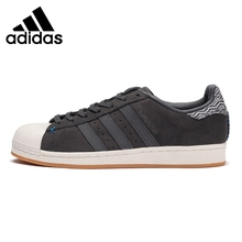 Original New Arrival Adidas Originals Superstar Classics Men's Skateboarding Shoes Sneakers
