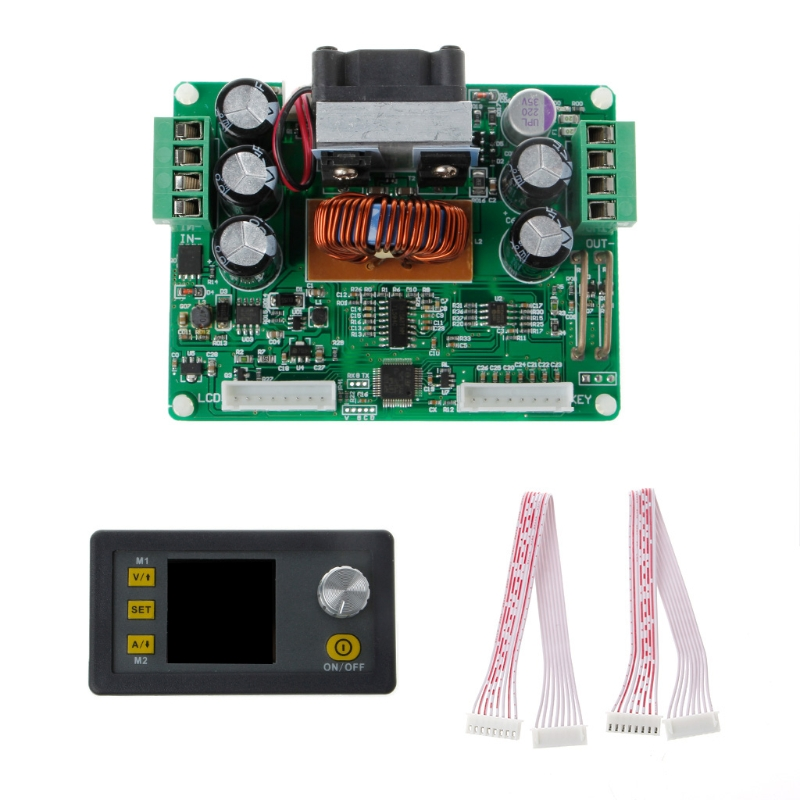 DPS3012 Current Voltage Programmable Constant Step-down Power Module Supplying buck converter Voltage LCD voltmeter 32 V 12ADPS3012 Current Voltage Programmable Constant Step-down Power Module Supplying buck converter Voltage LCD voltmeter 32 V 12A