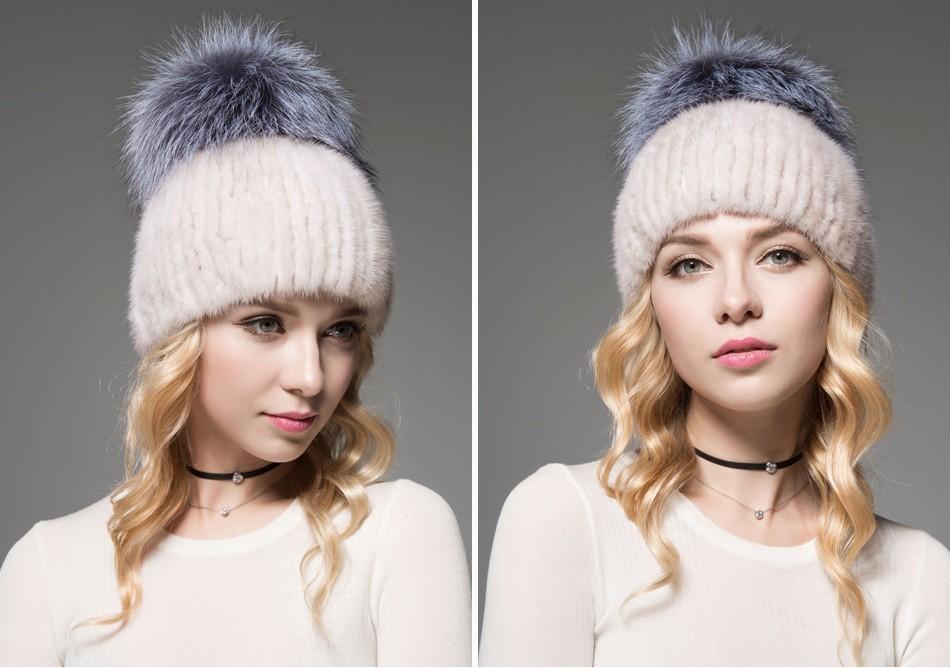 fur caps female for winter PCM011 (11)