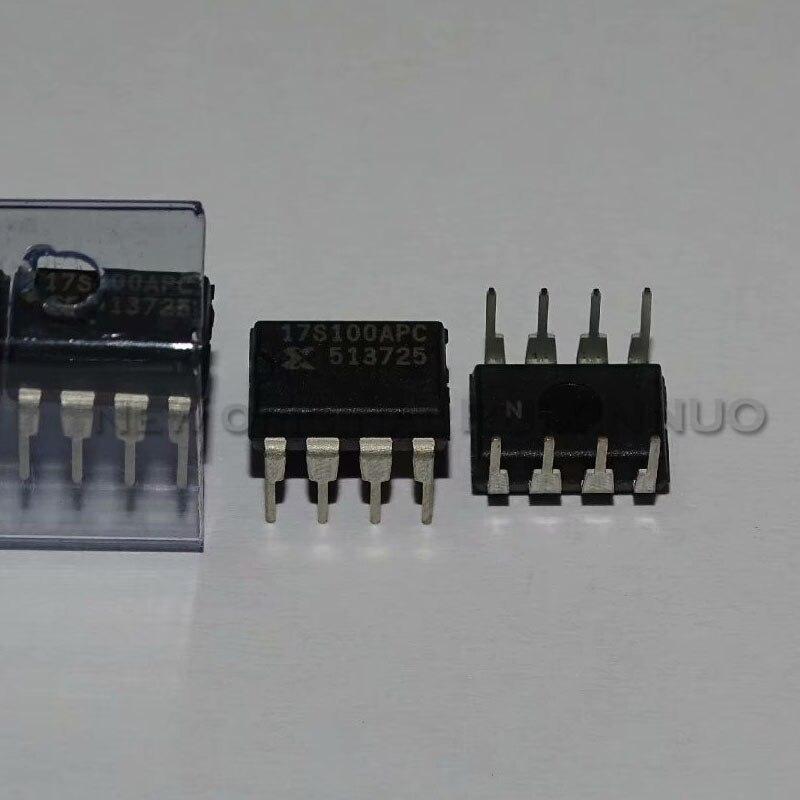 1/PCS XC17S100APD8C DIP8 100% nouvelle puce IC intégrée d'origine
