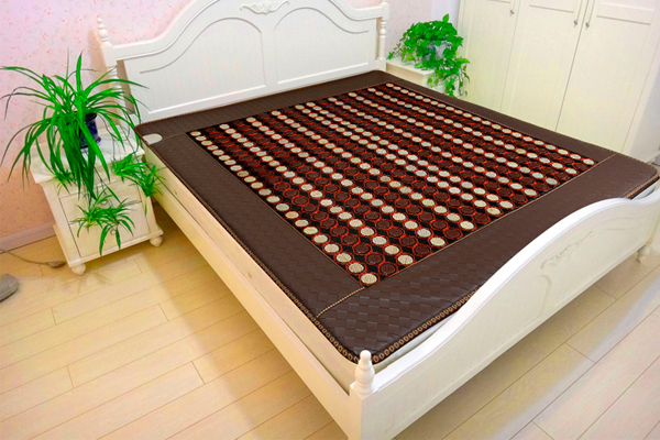 2016 New!! Hottest in Thailand Mattress,  Jade Mattress Germanium/Tourmaline Infrared Mattress With Heat For Sale 2015 feuersteins reisen feuerstein in thailand