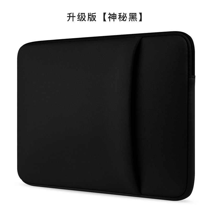 Nowy pokrowiec na laptopa 14, 15.6 Cal torba na notebooka 13.3 dla MacBook Air Pro 13 Case, torba na laptopa 11,13, 15 Cal ochronny
