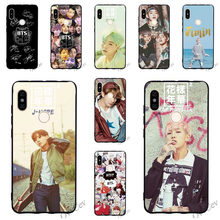 Slim BTS RM JIN SUGA J-HOPE JIMIN JUNG Phone Cover for Xiaomi Redmi Note 6 Pro Case 5 4A 5 Plus 5A Prime 4X 6A Covers(China)