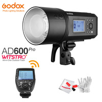 Godox AD600Pro AD600 Pro 600Ws TTL HSS Outdoor Flash 1/8000S Li on Battery with Godox 2.4G Wireless X System / Xpro Transmitter