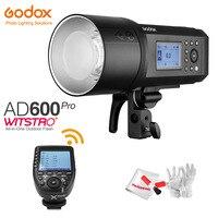 Godox AD600Pro AD600 Pro 600Ws ttl HSS Открытый Flash 1/8000 s Li на Батарея с Godox 2.4g беспроводное устройство X Системы/Xpro передатчик