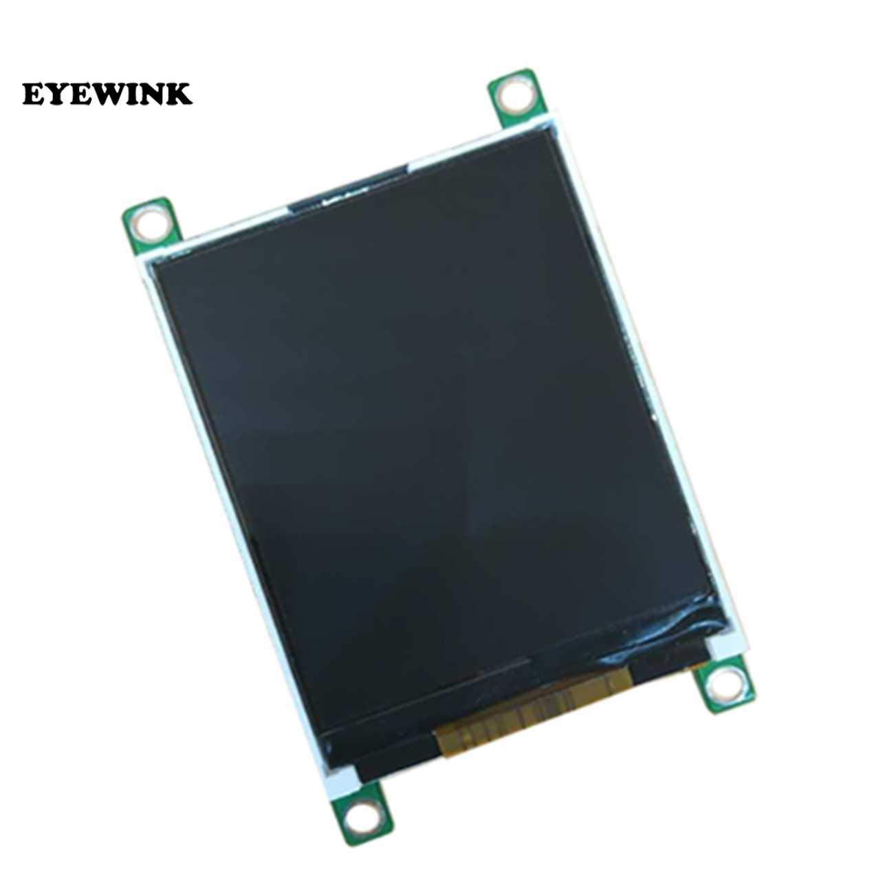 """2.4 """"320*240 HMI Intelligent Intelligent USART UART série TFT LCD Module panneau d'affichage pour Arduino sans écran tactile"""