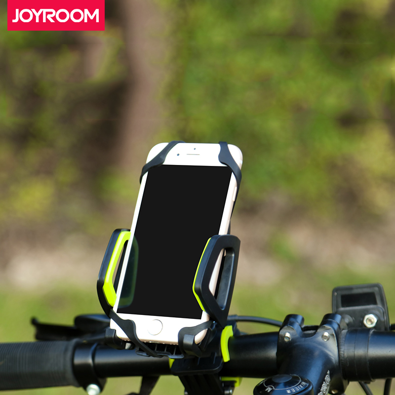 Cycling Mobile Phone Holder Bike Bicycle Motorcycle MTB <font><b>Handlebar</b></font> Mount Universal Smart Cell Phone GPS Stand Durable Stable