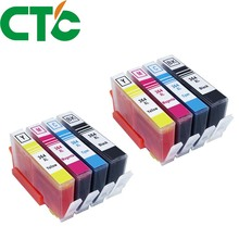 CTC 8 Pack 364XL Compatible Ink Cartridges Replacement for  364 xl Deskjet 3070A 5510 6510 B209a C510a C309a Printer