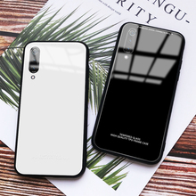 Tempered Glass Phone Case For Xiaomi Mi 8 Lite Mi6 Mi A1 A2 Lite 5X 6X