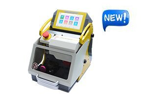 Hot Sale ! Automatic Key Cutting Machine SEC E9 Portable Key Copying Machine Key Duplicating Machine With 4 Clamps 2019 New