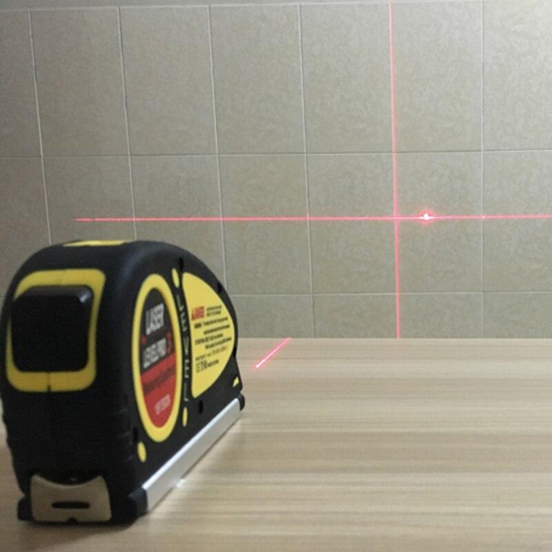 90 grad ebene Infrarot Laser Meter Band Kreuz Punkt winkel laser level 2 linien für diagnose-tool ferramentas
