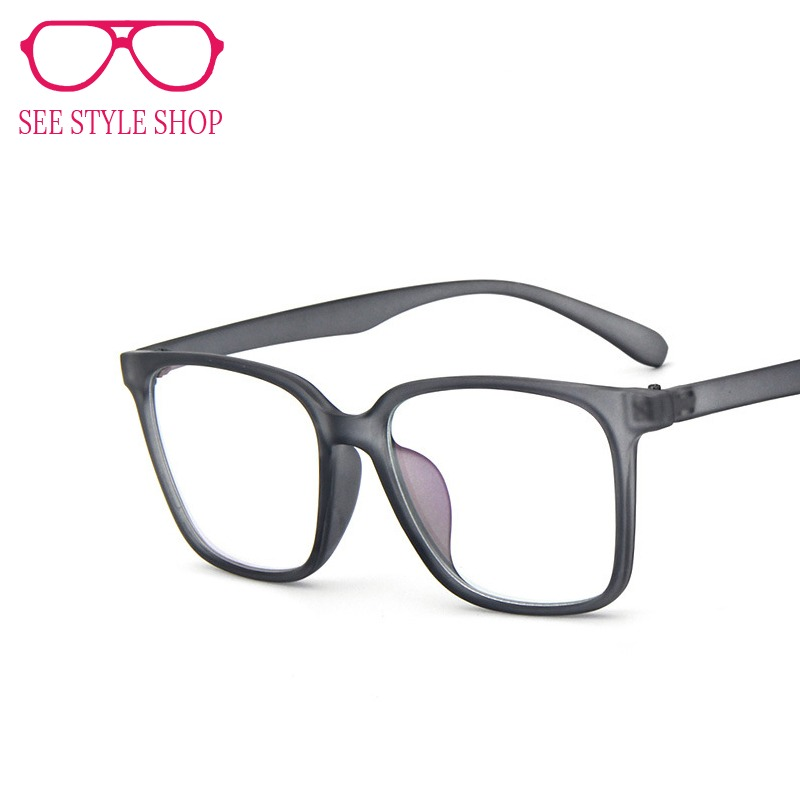 96923e2ecb0c New Fashion Brand Designer Blue Glasses Frames Men And Women Myopia  Eyeglasses Clear Lens Goggles Students