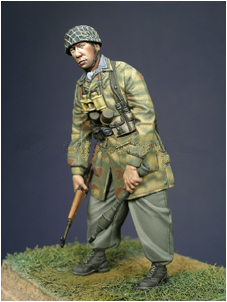 pre order-Resin toys 35021 German Paratrooper Free shippingpre order-Resin toys 35021 German Paratrooper Free shipping