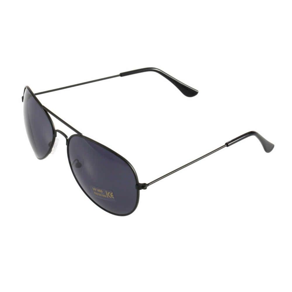 นักบินดวงอาทิตย์แว่นตากระจกแว่นตายี่ห้อแว่นตากันแดดคลาสสิกผู้ชายผู้หญิงแว่นตาแว่นตา Multicolor UV400 เลนส์