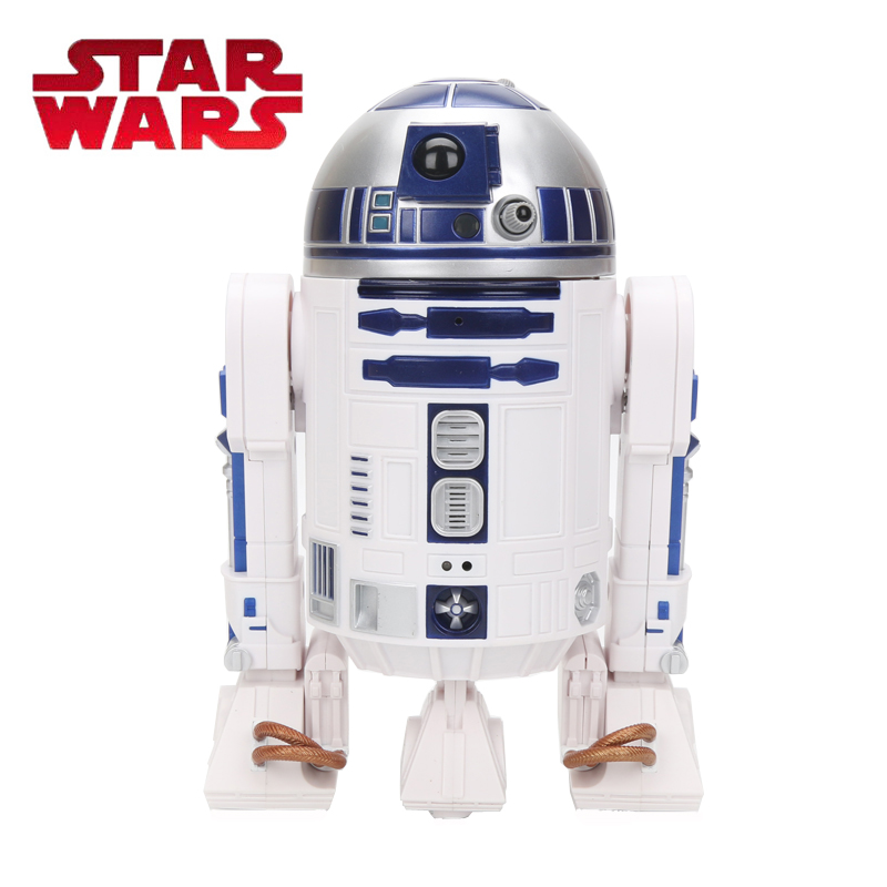 2018 Star Wars toy E8 Series Deluxe Smart Robot R2-D2 Interlighent Inteligente Model Electronic Toy RC Remote Control Toy