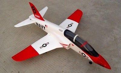 TSRC 70MM EDF Arrow RC PNP/ARF Plane Model W/ Motor Servo 30A ESC W/O Battery