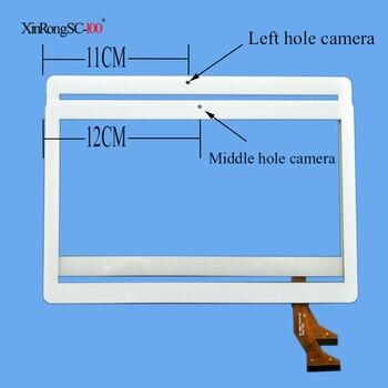 Для планшетов компьютеров 10,1 дюйма, емкостный сенсорный экран, панель дигитайзера, запасные части 237*167 мм