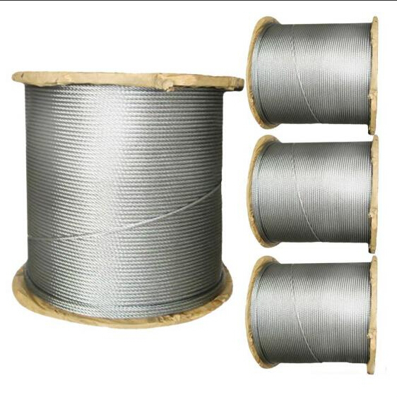 304 Stainless Steel Wire Rope / Fishing Rope / Extra-fine wire / Mold Rope 0.3mm 100Meter 1pc 30m 304 stainless steel soft wire cable rope mayitr roll wire cable rope 0 2mm 0 6mm hot selling