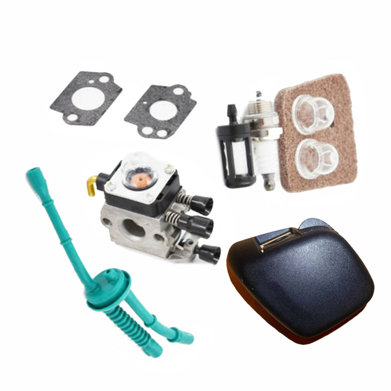 New Air Filter For STIHL FS46 FS55 FC55 Carburetor Air Filter Cover Carburetor Air Filter Kit String Trimmer Parts in Tool Parts from Tools