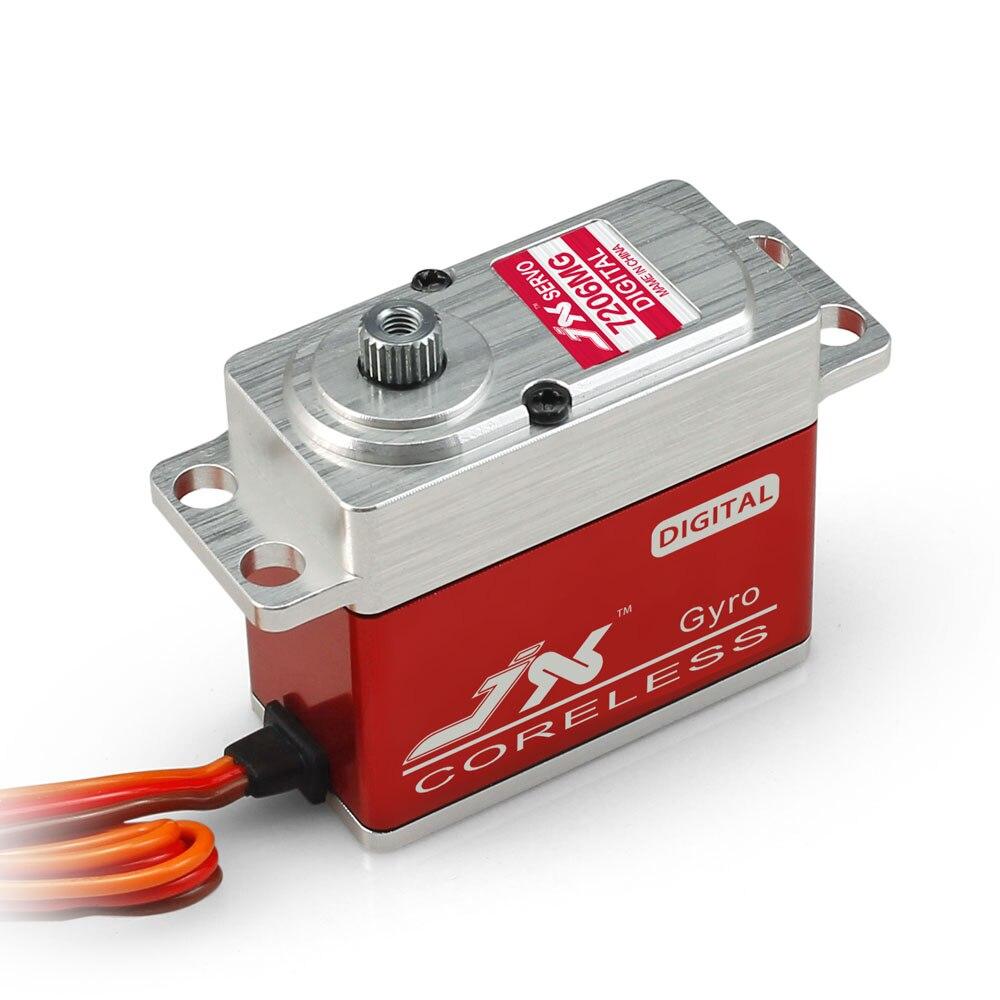 JX PDI 7222MG 22 KG 0.1sec Metall Getriebe Volle CNC Aluminium Shell Struktur Digitale Kernlosen Standard Servo-in Teile & Zubehör aus Spielzeug und Hobbys bei  Gruppe 1
