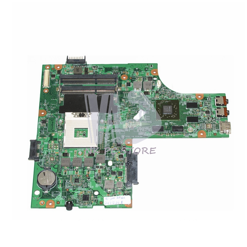 CN-052F31 052F31 52F31 Main Board For Dell Insprion 15R N5010 Laptop Motherboard 48.4HH01.011 HM57 ATI Graphics 1GB DDR3 3pddv cn 03pddv laptop motherboard for dell inspion m5030 hd4200 graphics ddr3 mainboard