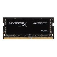 HyperX влияние 32 ГБ DDR4 2666 мГц комплект, 32 ГБ, 2x16 GB, DDR4, 2666 мГц, 260 pin SO DIMM, Negro