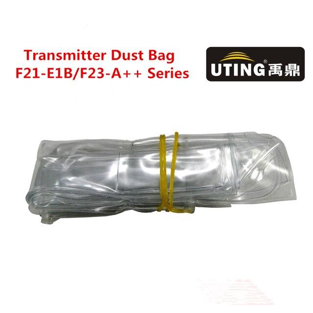 שלט רחוק תעשייתי אבק מעיל כיסוי עבור F21 E1B F23 מגן כיסוי תיק שלטי מנופי חלקי