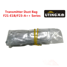 industrial remote control dust jacket cover for F21 E1B F23 Protective cover bag crane remote control parts