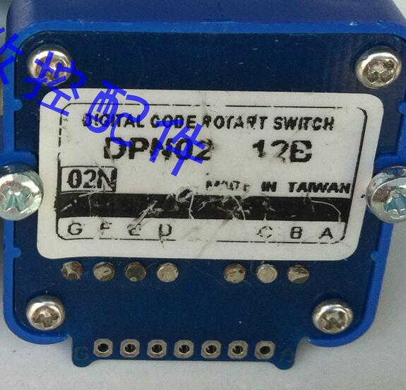 TOSOKU magnification machine tool Band switch  DPN-02N-12B DPN 02N 12B CNC panel knob switch  цены