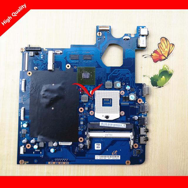 Original ba92-09185a ba92-09185b fit para samsung np300e5a placa madre del ordenador portátil