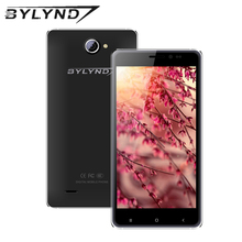 "Quad Core 8MP 1280*720 android mobile phone Original Smartphones BYLYND M7 WCDMA  1GRAM 8GROM 5.0"" HD IPS unlocked"