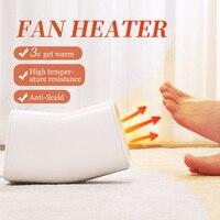 Мини-грелки ручной обогреватель ручной нагреватель вентилятор для обогрева воздуха Настольная домашняя портативная горелка B-NFJ-C