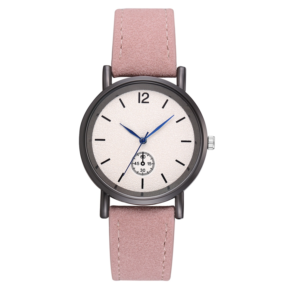 Women Watch Luxury Brand Casual Simple Quartz Clock For Women Leather Strap Wrist Watch Reloj Mujer Drop Shipping