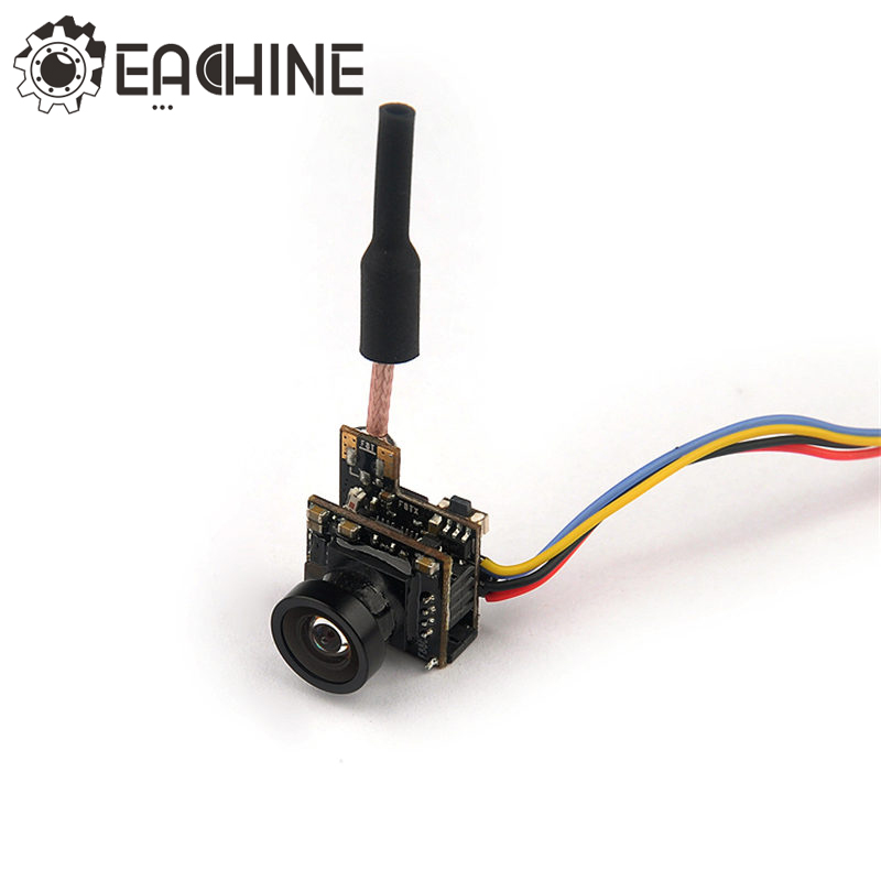 Eachine QX95S QX105 Micro FPV Racing RC Quadcopter Spare Part 5.8g 48CH 25MW VTX 600TVL NTSC FPV Camera mimi rc plane 90mm micro fpv racing