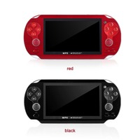 4.3 Inch Video Handheld Game Player MP5/MP4 Music Game Console 2GB Memory 4G/8G Capacity Double Rocker Handheld Video Gamepad